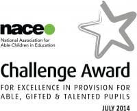 NACE Challenge Award Logo