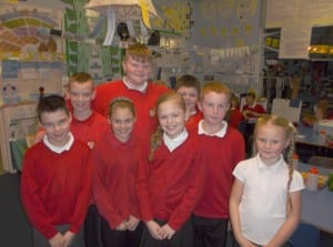School Sports Organising Crew